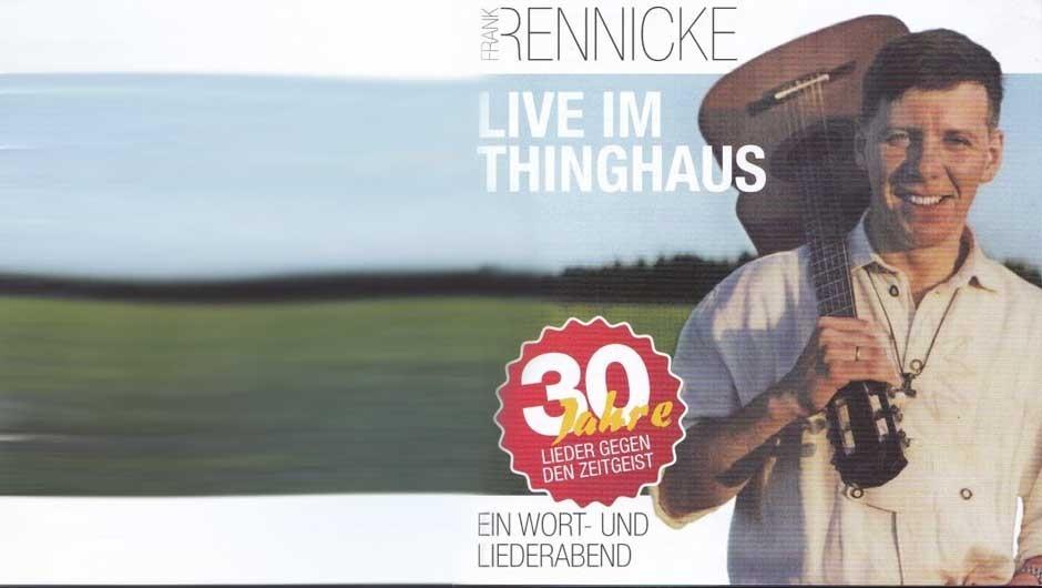 """Live im Thinghaus"" ist da!"